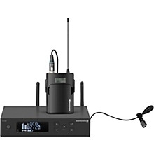 Beyerdynamic TG 558 Wireless Condenser Lavalier Microphone Package