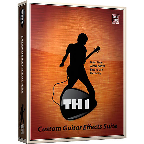 Overloud TH1 Custom Guitar Effects Suite