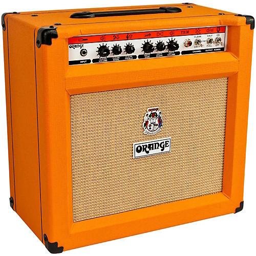 orange amplifiers th30c 30w 1x12 tube guitar combo amp musician 39 s friend. Black Bedroom Furniture Sets. Home Design Ideas