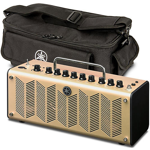 Yamaha thr10 battery powered amp head with amp bag for Yamaha thr10 review