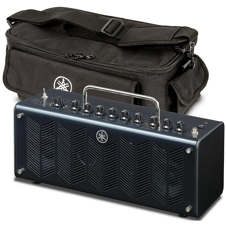 Yamaha thr10c battery powered amp head with amp bag black for Yamaha thr amplifier