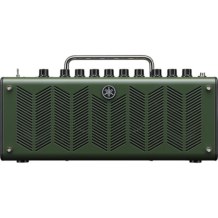 YamahaTHR10X High-Gain Modeling Combo AmpCamo Green