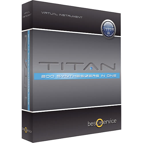 Best Service TITAN Virtual Instrument
