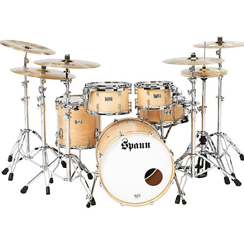 Spaun TL USA 4-Piece Shell Pack Satin Blonde