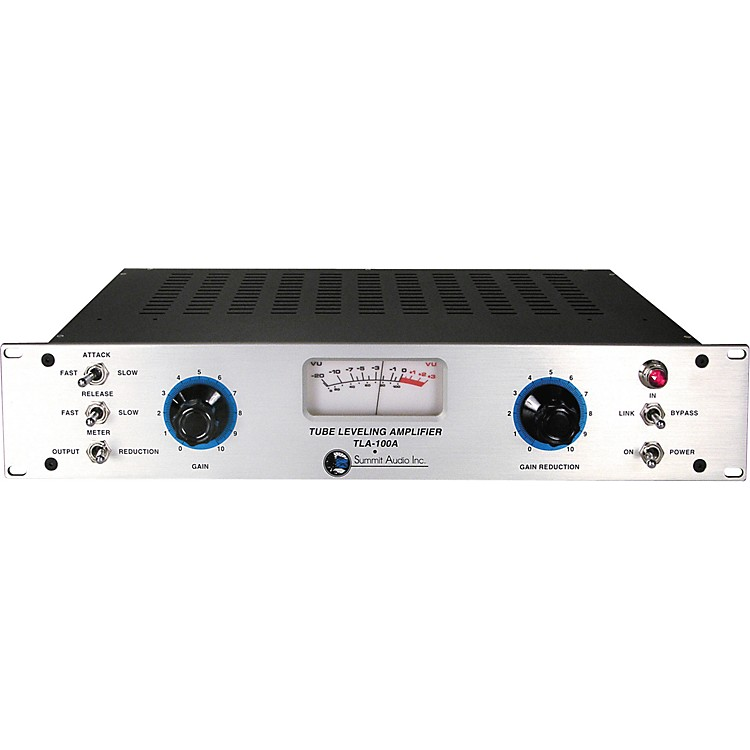 Summit Audio TLA-100A Tube leveling amplifier