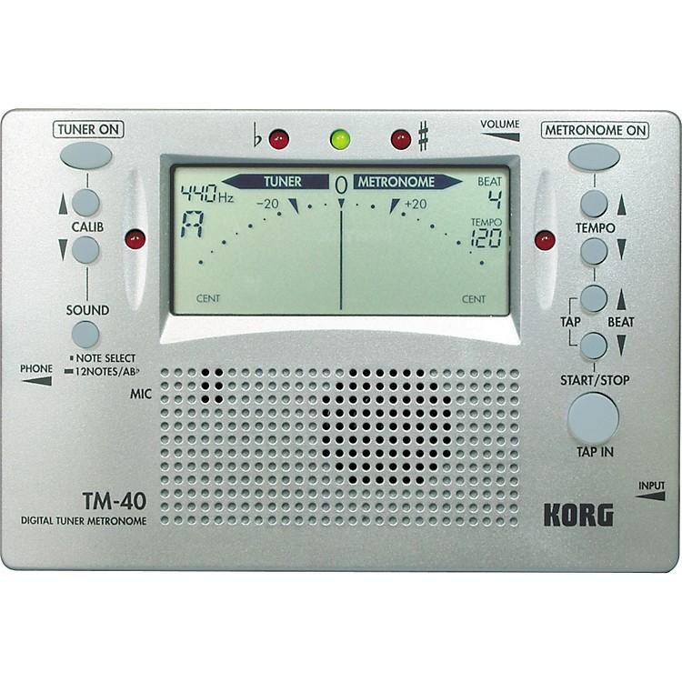 KorgTM-40 Digital Tuner Metronome