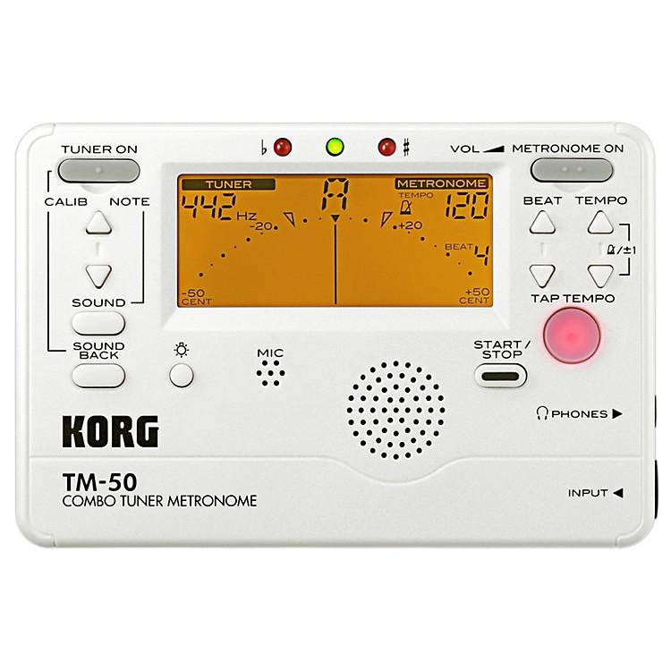 KorgTM-50 Combo Tuner/Metronome