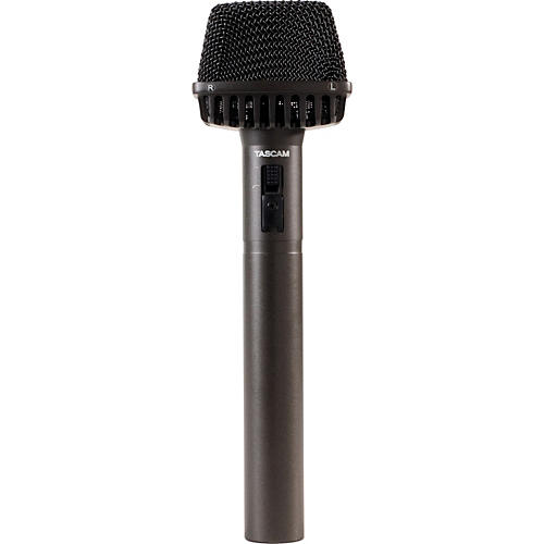 Tascam TM-STPRO Stereo Condenser Microphone - Balanced