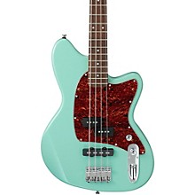 Ibanez TMB100 4-String Electric Bass Guitar Mint Green