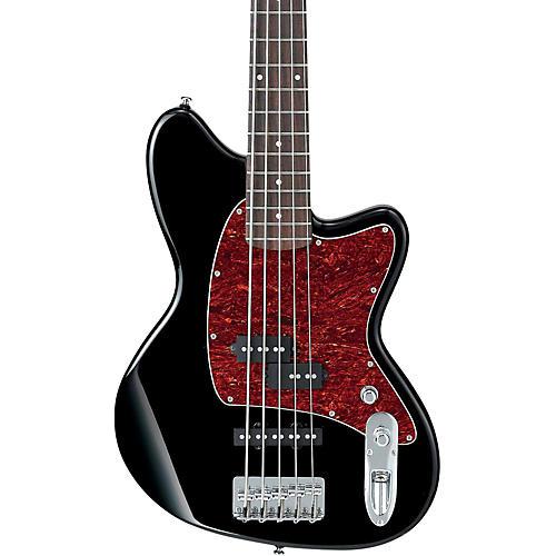 ibanez tmb105 5 string electric bass guitar black musician 39 s friend. Black Bedroom Furniture Sets. Home Design Ideas