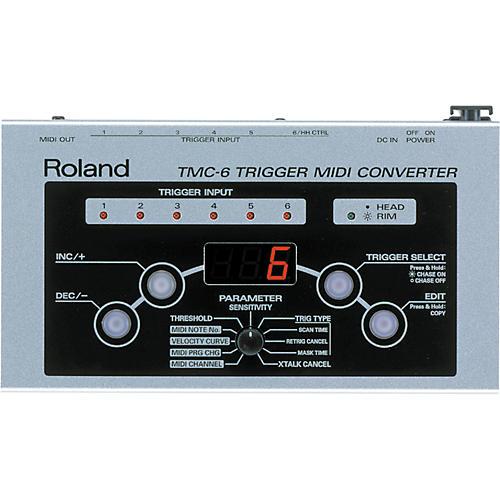 Roland TMC6 Trigger MIDI Converter