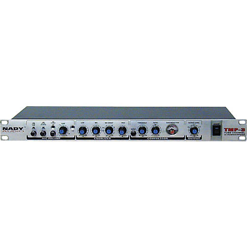 Nady TMP-3 Tube Channel with Preamp / EQ / Compressor