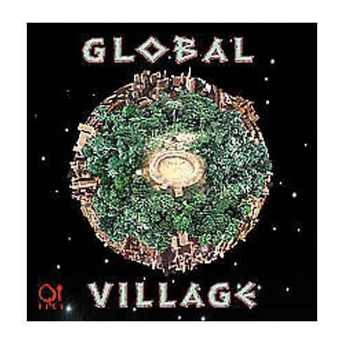 Korg TNCD002 TRITON Global Village CD-ROM-thumbnail