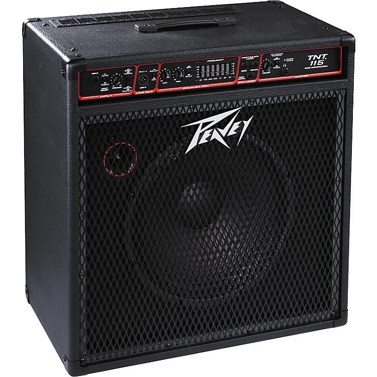 PeaveyTNT 115 1x15 200W Bass Combo Amp