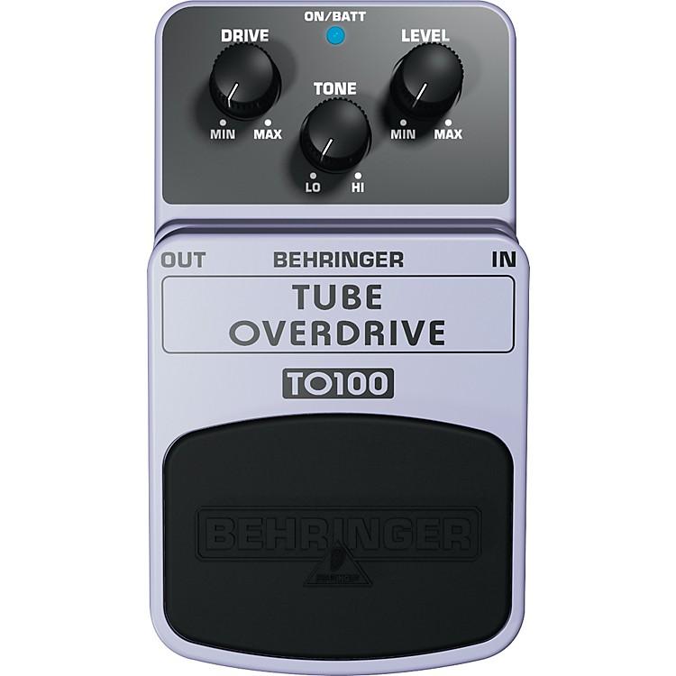 BehringerTO100 Tube Overdrive Guitar