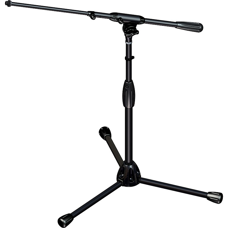 Ultimate Support TOUR-T-SHORT-T Tripod Mic Stand with Telescoping Boom