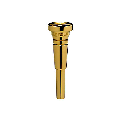 Best Brass TP-1C Groove Series Trumpet Mouthpiece-thumbnail