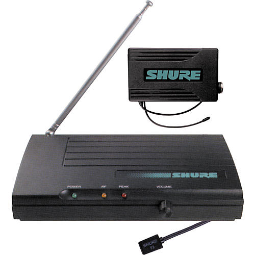 Shure TPS The Presenter Single-Antenna Lavalier System