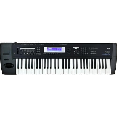 Korg TR-61 61-Key Keyboard Workstation
