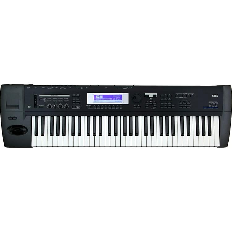 KorgTR-61 61-Key Keyboard Workstation