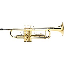 Bach TR200 Series Bb Trumpet TR200 Lacquer