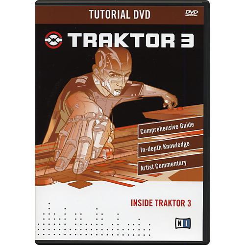 Native Instruments TRAKTOR 3 Tutorial DVD