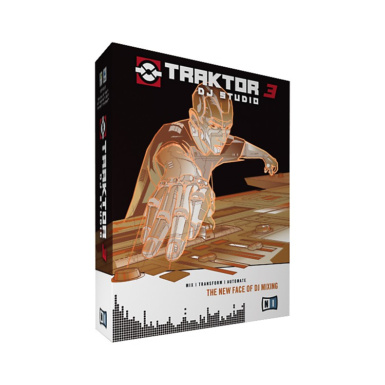 Native Instruments TRAKTOR 3