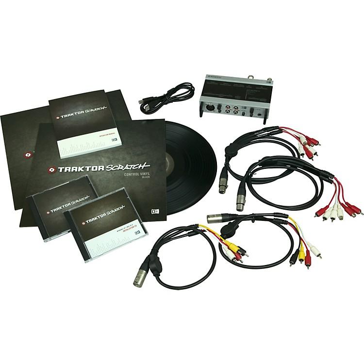 Native InstrumentsTRAKTOR SCRATCH Digital DJ System