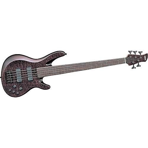 Yamaha TRB1005FTB 5-String Fretless Electric Bass Guitar-thumbnail