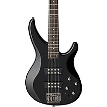 TRBX304 4-String Electric Bass Black Rosewood Fretboard