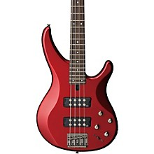Yamaha TRBX304 4-String Electric Bass Candy Apple Red Rosewood Fretboard