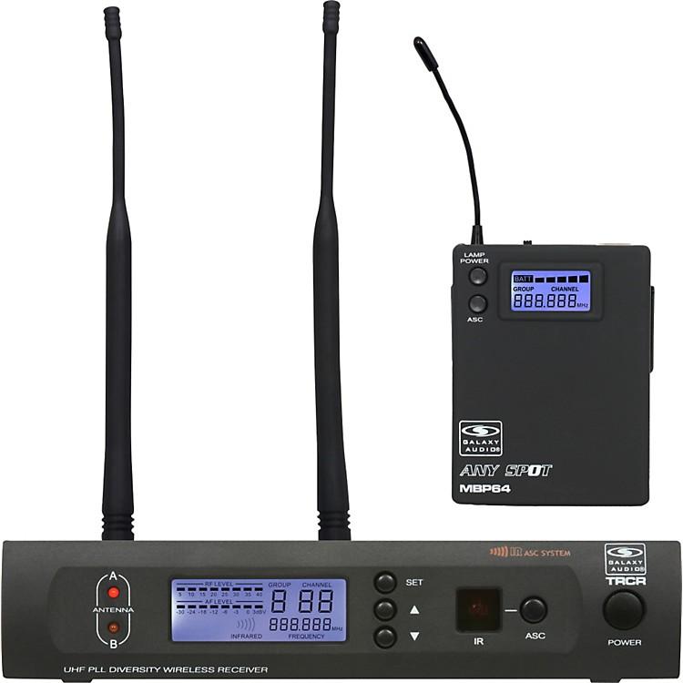 Galaxy AudioTRC 64GTR Guitar Wireless System