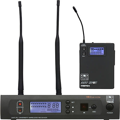 Galaxy Audio TRC 64LV LAV Wireless System