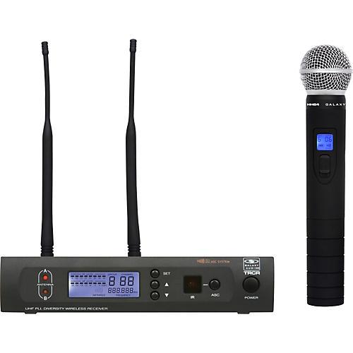 Galaxy Audio TRC HH64 Handheld Wireless System