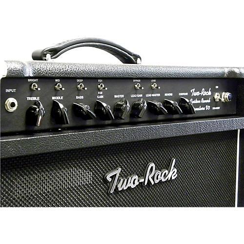 Two Rock TRCU50CMTR Custom Reverb v3 TR 50W Tube Guitar Combo Amp