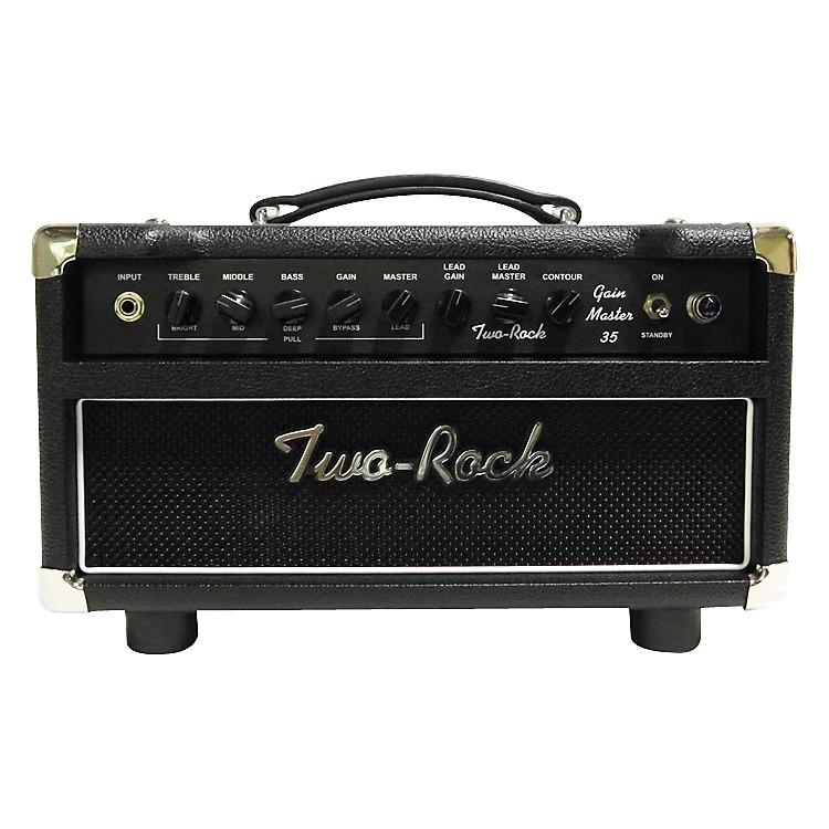 Two RockTRGM35HD Gain Master 35W Tube Guitar Amp HeadBlack
