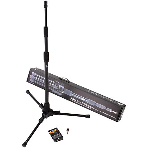 Triad-Orbit TRIAD 3 Tall Tripod Microphone Stand-thumbnail