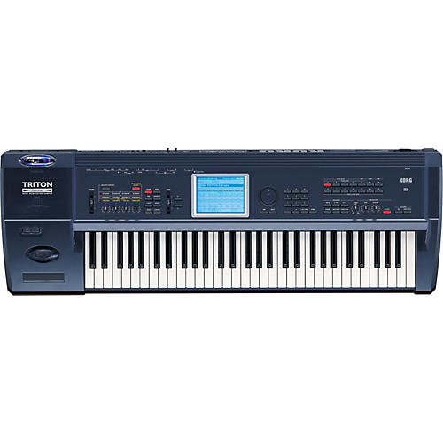 Best Music Workstation Keyboard 2018 : korg triton extreme 61 key music workstation sampler musician 39 s friend ~ Vivirlamusica.com Haus und Dekorationen