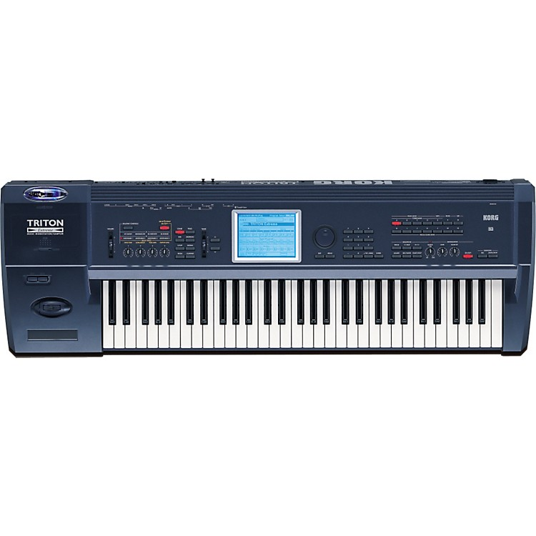 Korg TRITON Extreme 61-Key Music Workstation/Sampler