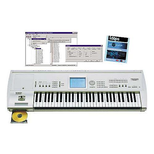 Korg TRITON Studio 61-Key Workstation
