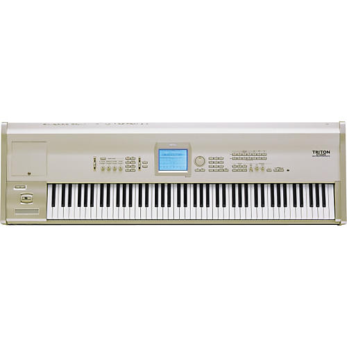 Korg TRITON Studio 88-Key Workstation/Keyboard-thumbnail