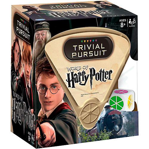 USAOPOLY TRIVIAL PURSUIT: World of HARRY POTTER Edition-thumbnail
