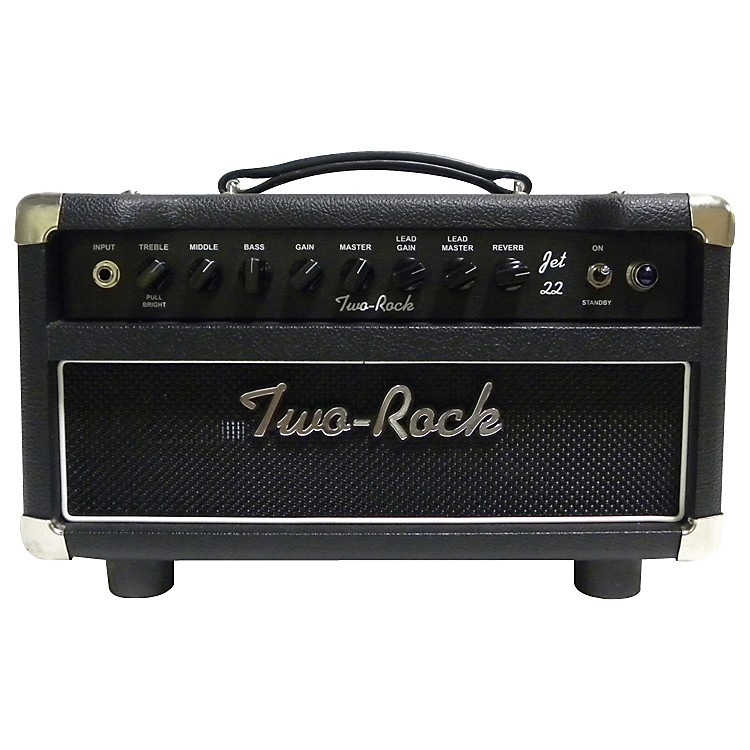Two Rock TRJT22HD Jet 22W Tube Guitar Amp Head