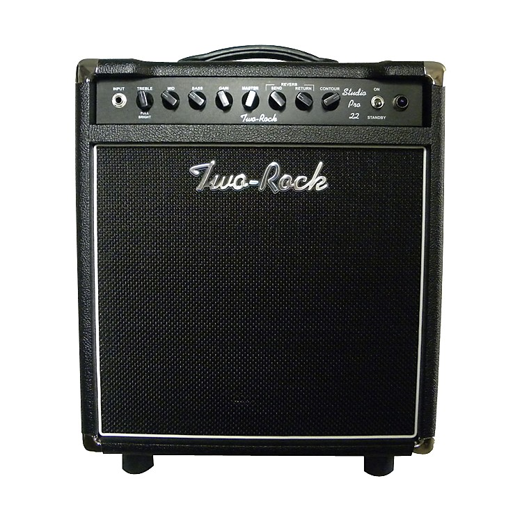 Two Rock TRSP22CM Studio Pro 22W Tube Guitar Combo Amp Blonde