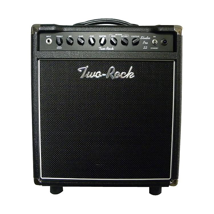 Two RockTRSP22CM Studio Pro 22W Tube Guitar Combo AmpBlonde