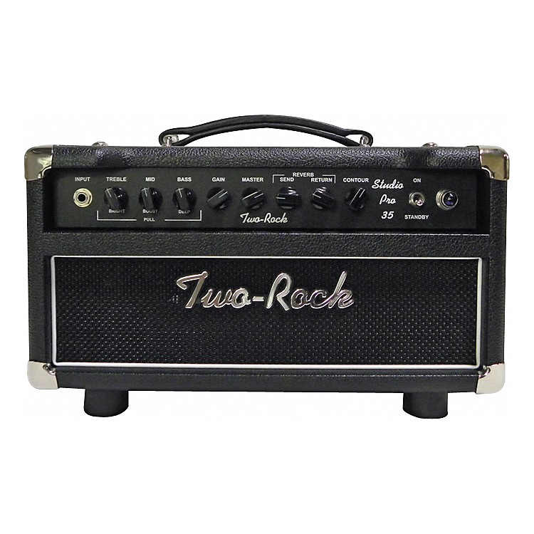 Two Rock TRSP35HD Studio Pro 35W Tube Guitar Amp Head