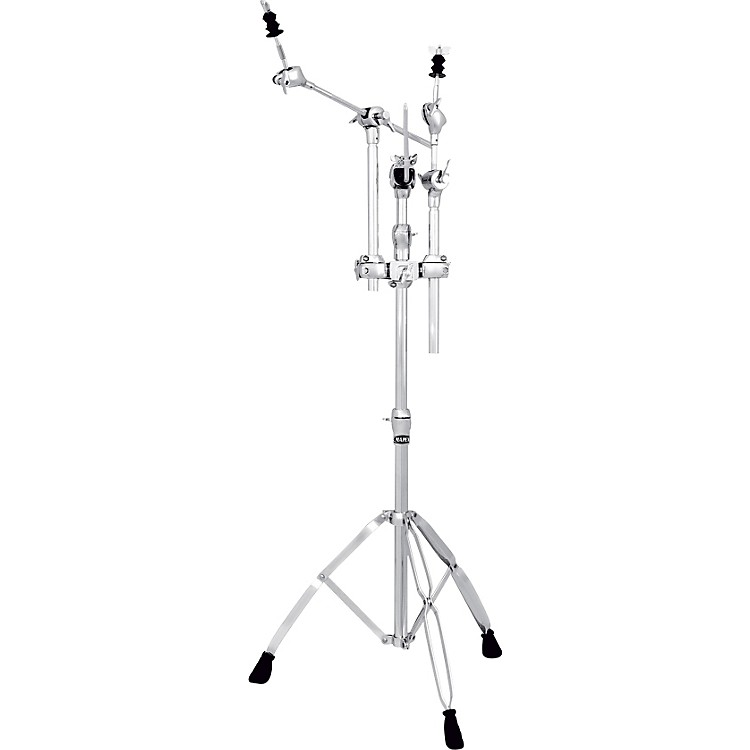 MapexTS965A Double Braced Tom & Dual Cymbal Stand