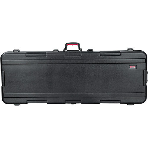 Gator TSA Series ATA Molded Polyethylene Keyboard Case with Wheels 88 Key-thumbnail