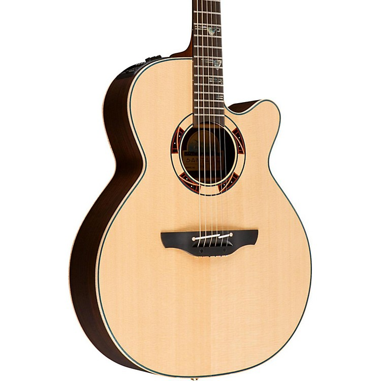 TakamineTSF48C Acoustic Electric Guitar