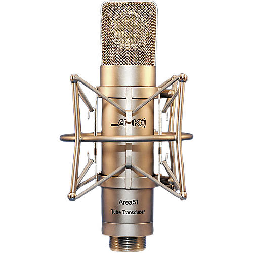ADK TT Large Diaphragm Tube Condenser Microphone-thumbnail
